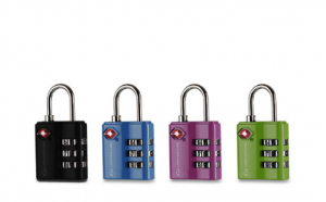 Life Venture – TSA Combination Locks