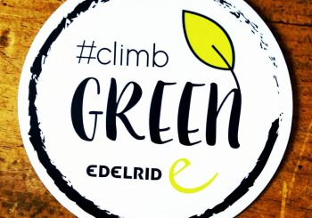 Edelrid Sustainability